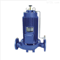 PBG屏蔽式立式离心管道泵
