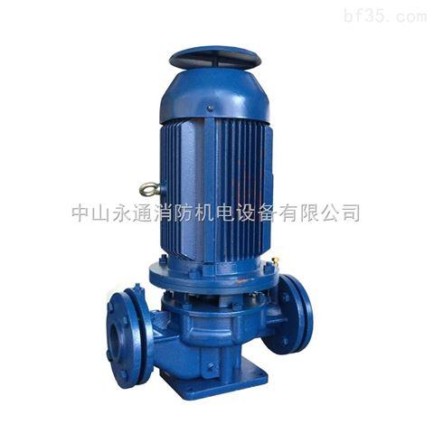 采暖系统管道泵 GD型立式离心泵