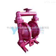 医药化工泵工业工程污水泥浆气动隔膜泵