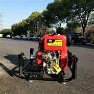苏州2.5寸闸阀式柴油机手抬消防泵
