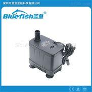 12V高扬程直流潜水泵大流量 蓝鱼变频泵