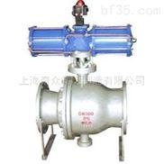 气动球阀|Q647M气动固定式卸灰球阀