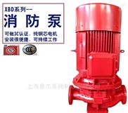 上海泉尔XBD单级消防泵