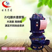 ZJQ潜水渣浆泵立式离心耐腐耐磨排污泵