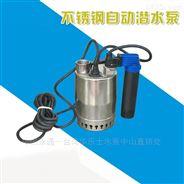 垂直式不锈钢自带小型潜水泵