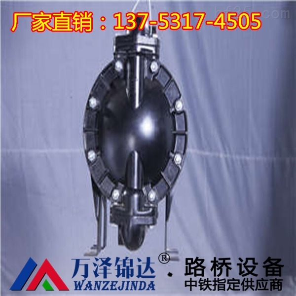 珠海BQG558/0.2风动隔膜泵厂家直销