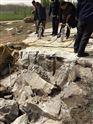 自贡石场硬石头清除定制裂石棒厂家直销价钱