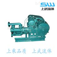 WB2型电动往复泵