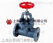 J11F螺纹塑料截止阀