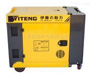 8kw静音式发电机YT8100T