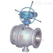 不銹鋼蝸輪固定球閥