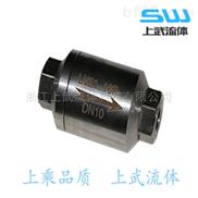 LV21型热静力式 不锈钢内螺纹疏水阀