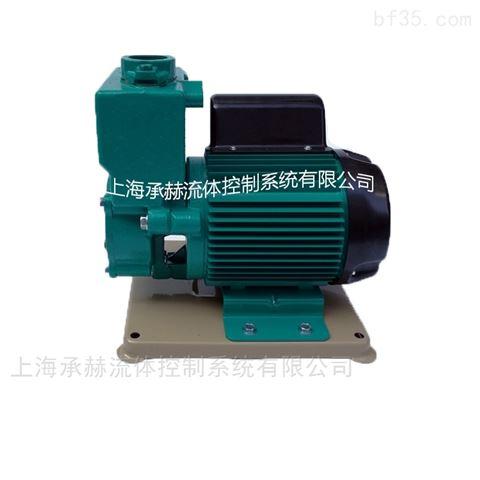 德國威樂水泵PW-750E/1500E/1500G