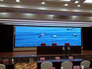会议室P2全彩led电子屏超清6平方米安装报价