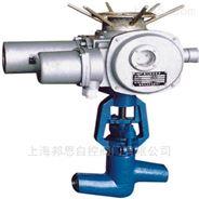 电动焊接铸钢截止阀