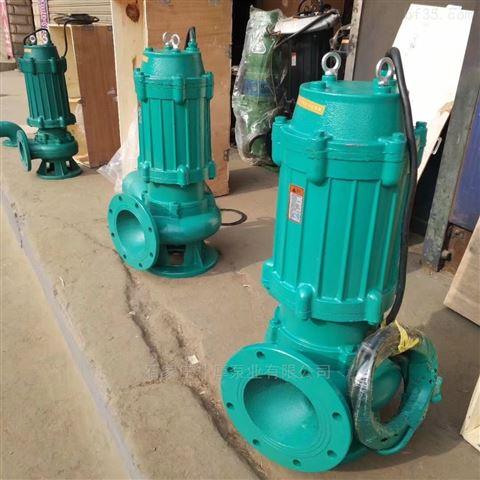 40WQ12-15-1.5型潜水排污泵
