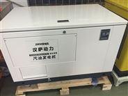 试验实备用20kw天然气发电机EU23REM
