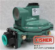 美國費希爾R622H-DFF煤氣減壓閥