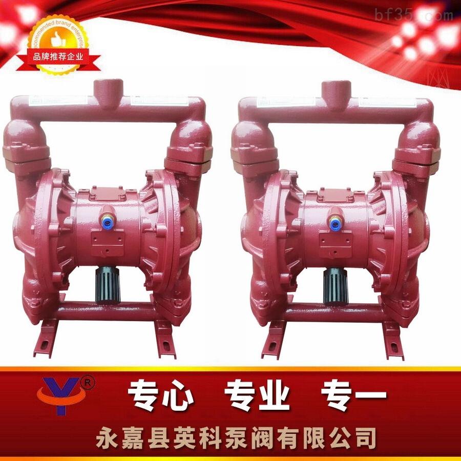 纸制品包装用气动隔膜泵