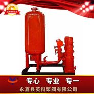 ZW(L)消防專用增壓穩壓給水設備特點