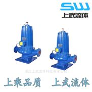 PBG型屏蔽式管道泵 立式离心屏蔽泵