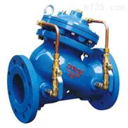 多项功能水泵控制阀