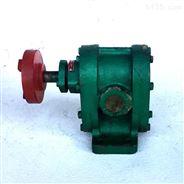 导热油泵 2CY系列耐温齿轮油泵