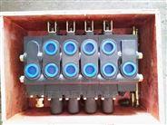ZS1-L20E-4OT-40多路阀,液压分配器
