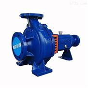 水平单段式离心泵 卧式清水泵