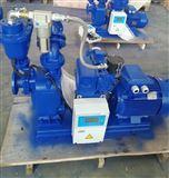 ZKZW真空辅助自吸式排污泵