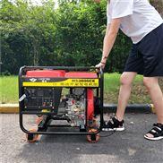電啟動3KW翰絲單相柴油發電機組