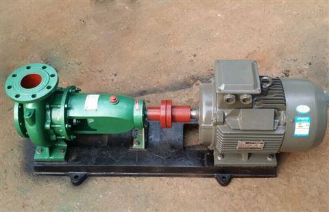 水泵厂家65-40-250A型单级单吸离心清水泵