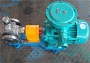 不锈钢齿轮泵  食品卫生泵 糖浆输送泵