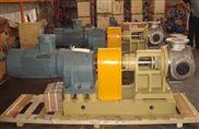 不銹鋼轉子泵 高粘度齒輪泵 硅油輸送泵