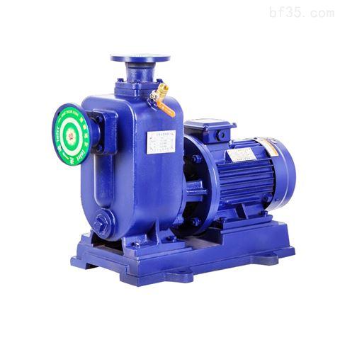 DN25生污廢水排放泵 自吸式排污泵