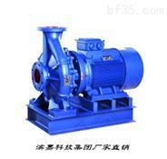 ISW型单级单吸卧式离心泵