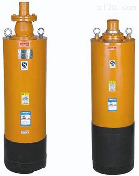 内装式矿用潜水电泵