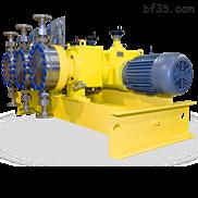 米顿罗RP005高粘度液压隔膜计量泵