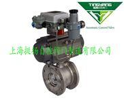 Q671F-调节型气动超薄型球阀